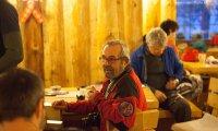 Predaj fotografií - Skialpové nočné preteky na Kamzíku 2013